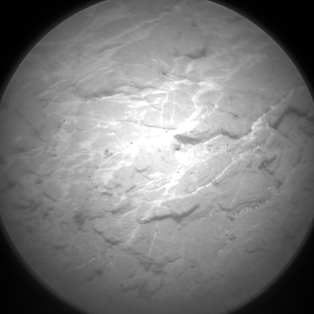 Nasa's Mars rover Curiosity acquired this image using its Chemistry & Camera (ChemCam) on Sol 2319, at drive 210, site number 74