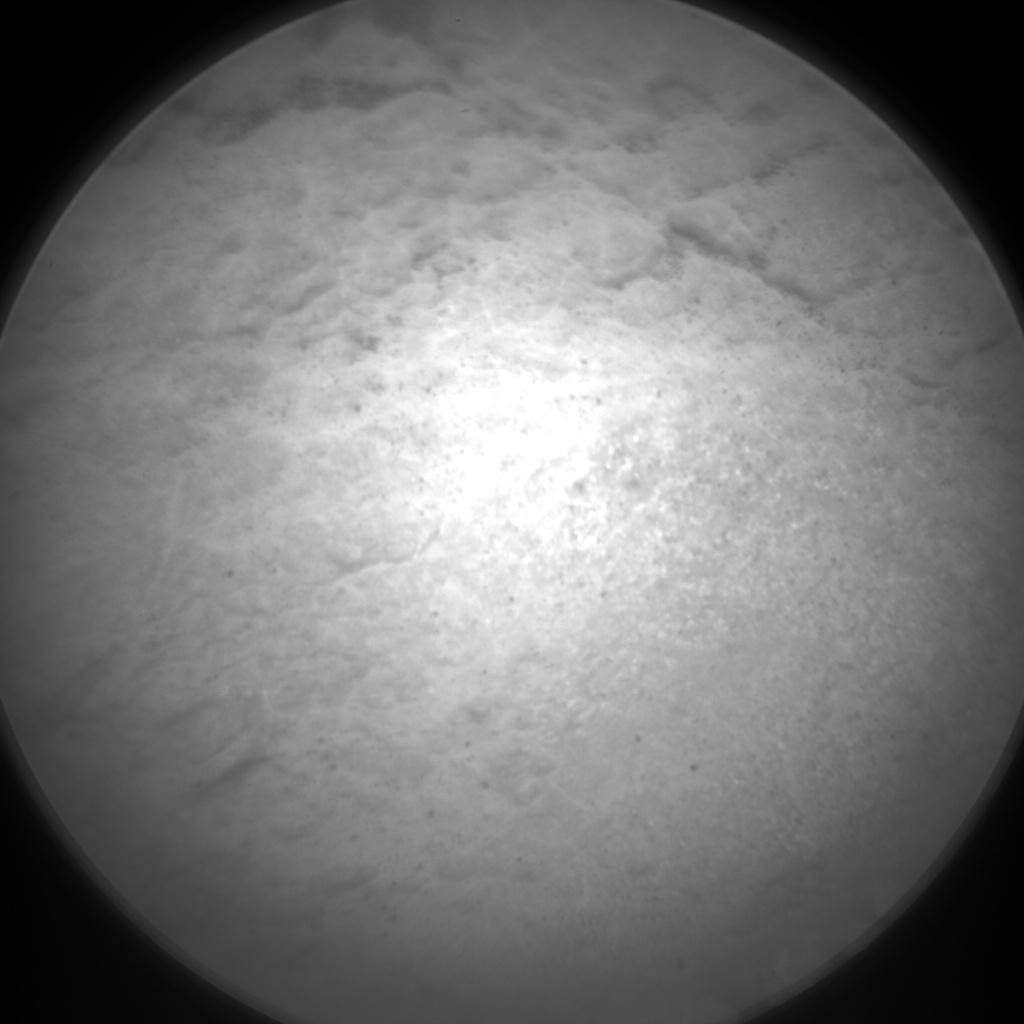 Nasa's Mars rover Curiosity acquired this image using its Chemistry & Camera (ChemCam) on Sol 2333, at drive 540, site number 74