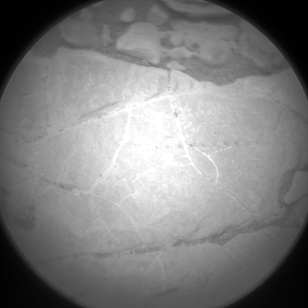 Nasa's Mars rover Curiosity acquired this image using its Chemistry & Camera (ChemCam) on Sol 2339, at drive 762, site number 74