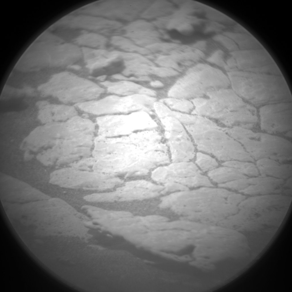 Nasa's Mars rover Curiosity acquired this image using its Chemistry & Camera (ChemCam) on Sol 2347, at drive 762, site number 74