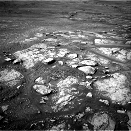Nasa's Mars rover Curiosity acquired this image using its Right Navigation Camera on Sol 2350, at drive 36, site number 75