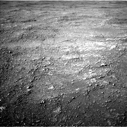 Nasa's Mars rover Curiosity acquired this image using its Left Navigation Camera on Sol 2352, at drive 216, site number 75