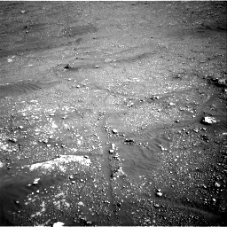 Nasa's Mars rover Curiosity acquired this image using its Right Navigation Camera on Sol 2352, at drive 72, site number 75