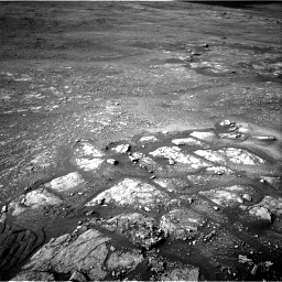 Nasa's Mars rover Curiosity acquired this image using its Right Navigation Camera on Sol 2352, at drive 102, site number 75