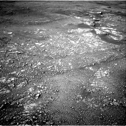 Nasa's Mars rover Curiosity acquired this image using its Right Navigation Camera on Sol 2352, at drive 126, site number 75