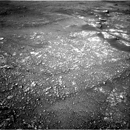 Nasa's Mars rover Curiosity acquired this image using its Right Navigation Camera on Sol 2352, at drive 132, site number 75