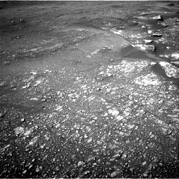 Nasa's Mars rover Curiosity acquired this image using its Right Navigation Camera on Sol 2352, at drive 144, site number 75