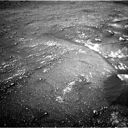 Nasa's Mars rover Curiosity acquired this image using its Right Navigation Camera on Sol 2352, at drive 162, site number 75