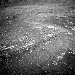 Nasa's Mars rover Curiosity acquired this image using its Right Navigation Camera on Sol 2352, at drive 168, site number 75