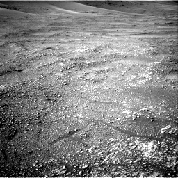 Nasa's Mars rover Curiosity acquired this image using its Right Navigation Camera on Sol 2352, at drive 234, site number 75
