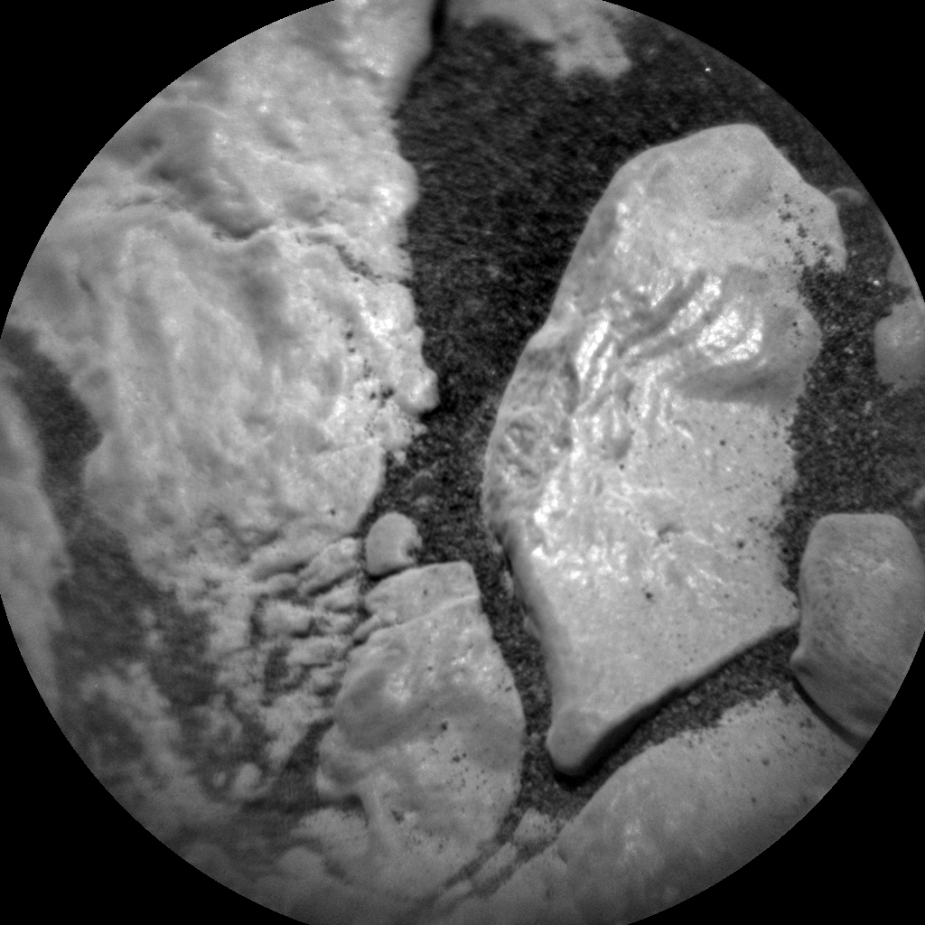 Nasa's Mars rover Curiosity acquired this image using its Chemistry & Camera (ChemCam) on Sol 2353, at drive 264, site number 75