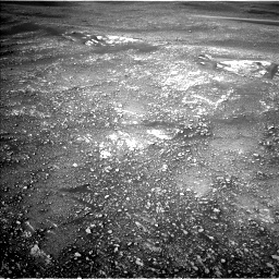 Nasa's Mars rover Curiosity acquired this image using its Left Navigation Camera on Sol 2354, at drive 408, site number 75