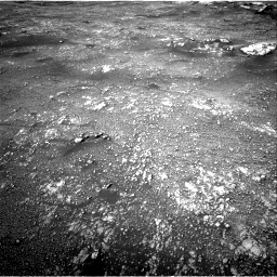 Nasa's Mars rover Curiosity acquired this image using its Right Navigation Camera on Sol 2354, at drive 348, site number 75