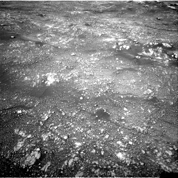 Nasa's Mars rover Curiosity acquired this image using its Right Navigation Camera on Sol 2354, at drive 366, site number 75