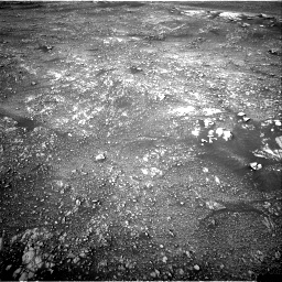 Nasa's Mars rover Curiosity acquired this image using its Right Navigation Camera on Sol 2354, at drive 378, site number 75