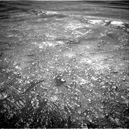 Nasa's Mars rover Curiosity acquired this image using its Right Navigation Camera on Sol 2354, at drive 396, site number 75