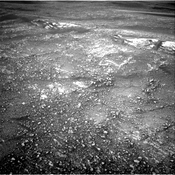 Nasa's Mars rover Curiosity acquired this image using its Right Navigation Camera on Sol 2354, at drive 408, site number 75