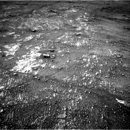 Nasa's Mars rover Curiosity acquired this image using its Right Navigation Camera on Sol 2354, at drive 438, site number 75