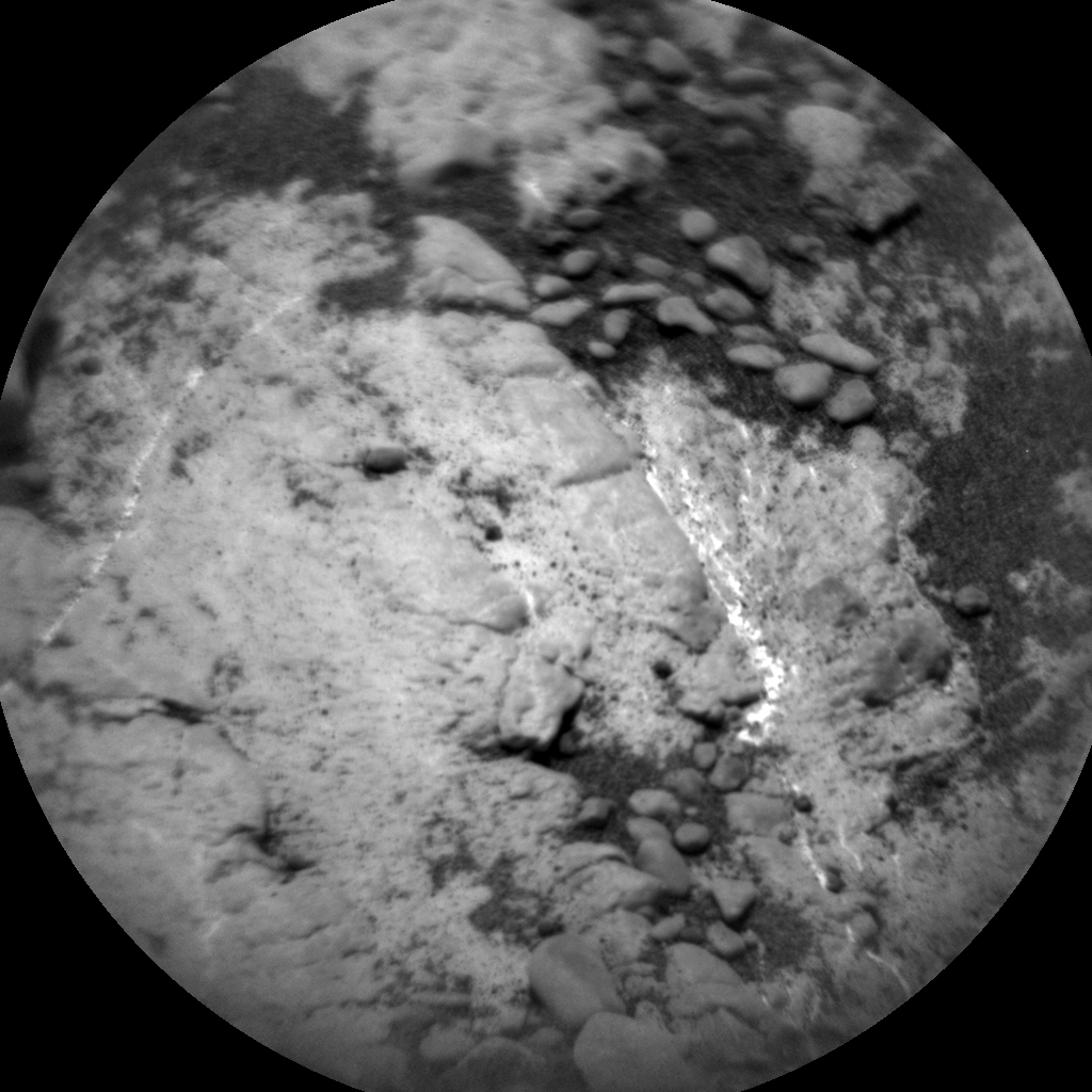 Nasa's Mars rover Curiosity acquired this image using its Chemistry & Camera (ChemCam) on Sol 2356, at drive 456, site number 75
