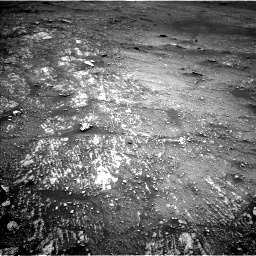 Nasa's Mars rover Curiosity acquired this image using its Left Navigation Camera on Sol 2357, at drive 462, site number 75