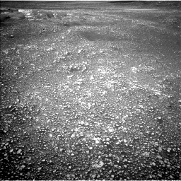 Nasa's Mars rover Curiosity acquired this image using its Left Navigation Camera on Sol 2357, at drive 582, site number 75