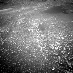 Nasa's Mars rover Curiosity acquired this image using its Left Navigation Camera on Sol 2357, at drive 648, site number 75