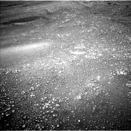 Nasa's Mars rover Curiosity acquired this image using its Left Navigation Camera on Sol 2357, at drive 684, site number 75