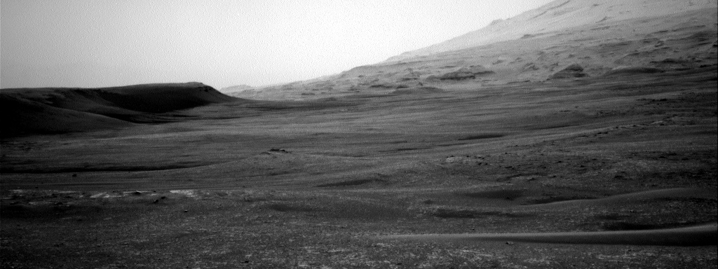 Nasa's Mars rover Curiosity acquired this image using its Right Navigation Camera on Sol 2357, at drive 456, site number 75