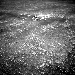 Nasa's Mars rover Curiosity acquired this image using its Right Navigation Camera on Sol 2357, at drive 486, site number 75