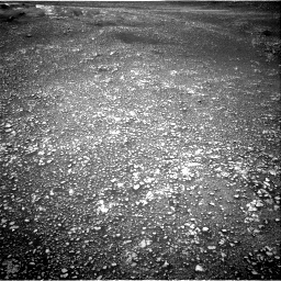 Nasa's Mars rover Curiosity acquired this image using its Right Navigation Camera on Sol 2357, at drive 570, site number 75