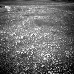 Nasa's Mars rover Curiosity acquired this image using its Right Navigation Camera on Sol 2357, at drive 600, site number 75