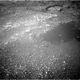 Nasa's Mars rover Curiosity acquired this image using its Right Navigation Camera on Sol 2357, at drive 672, site number 75