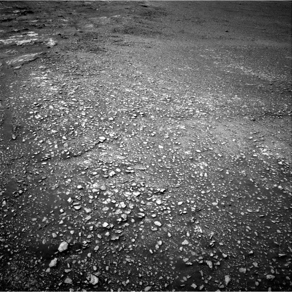 Nasa's Mars rover Curiosity acquired this image using its Right Navigation Camera on Sol 2357, at drive 720, site number 75