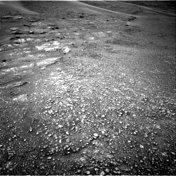 Nasa's Mars rover Curiosity acquired this image using its Right Navigation Camera on Sol 2357, at drive 726, site number 75