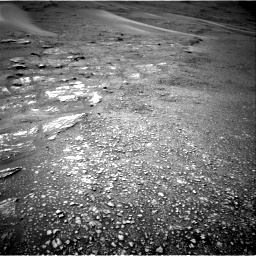 Nasa's Mars rover Curiosity acquired this image using its Right Navigation Camera on Sol 2357, at drive 732, site number 75
