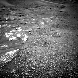 Nasa's Mars rover Curiosity acquired this image using its Right Navigation Camera on Sol 2357, at drive 744, site number 75