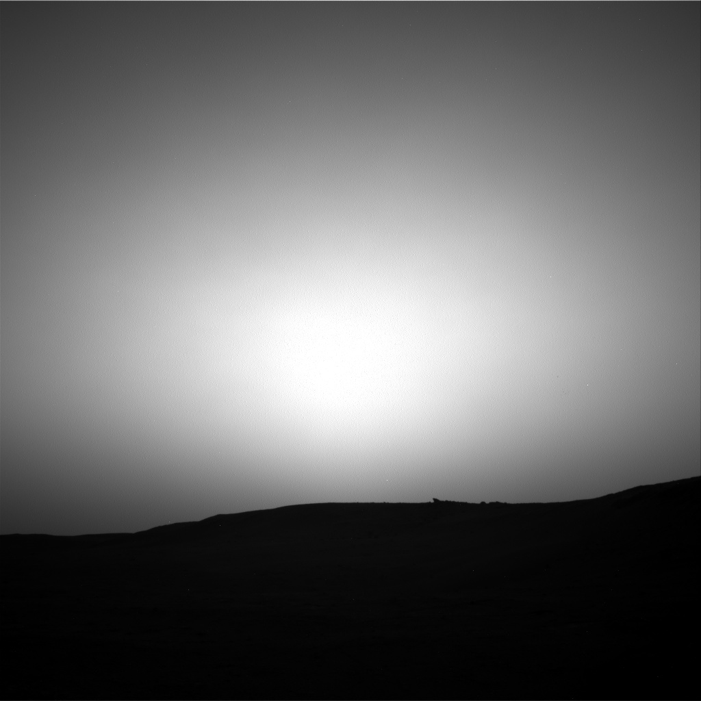 Nasa's Mars rover Curiosity acquired this image using its Right Navigation Camera on Sol 2358, at drive 750, site number 75