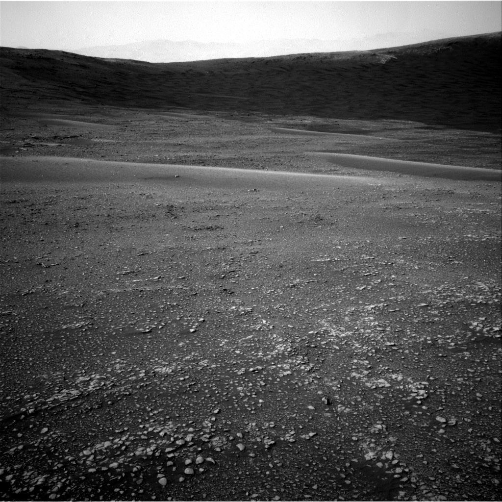 Nasa's Mars rover Curiosity acquired this image using its Right Navigation Camera on Sol 2359, at drive 936, site number 75