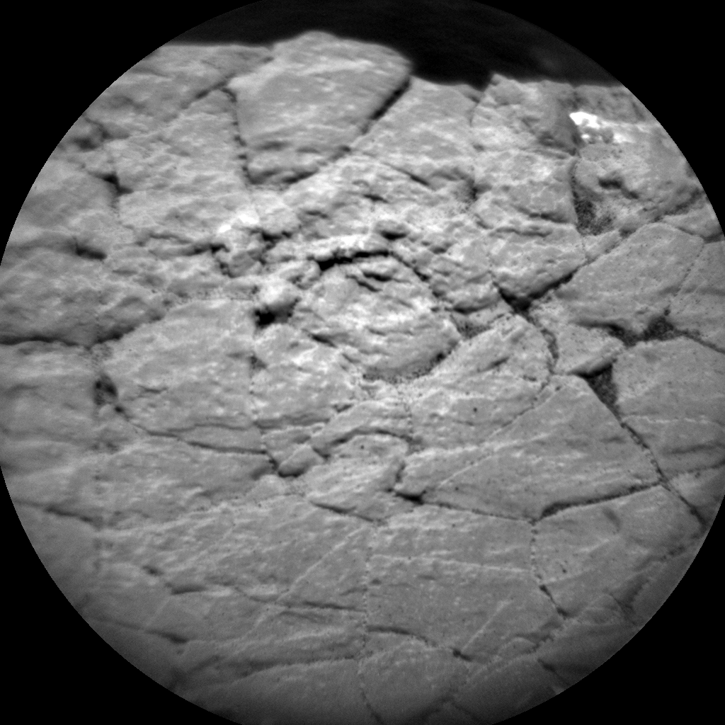 Nasa's Mars rover Curiosity acquired this image using its Chemistry & Camera (ChemCam) on Sol 2359, at drive 750, site number 75