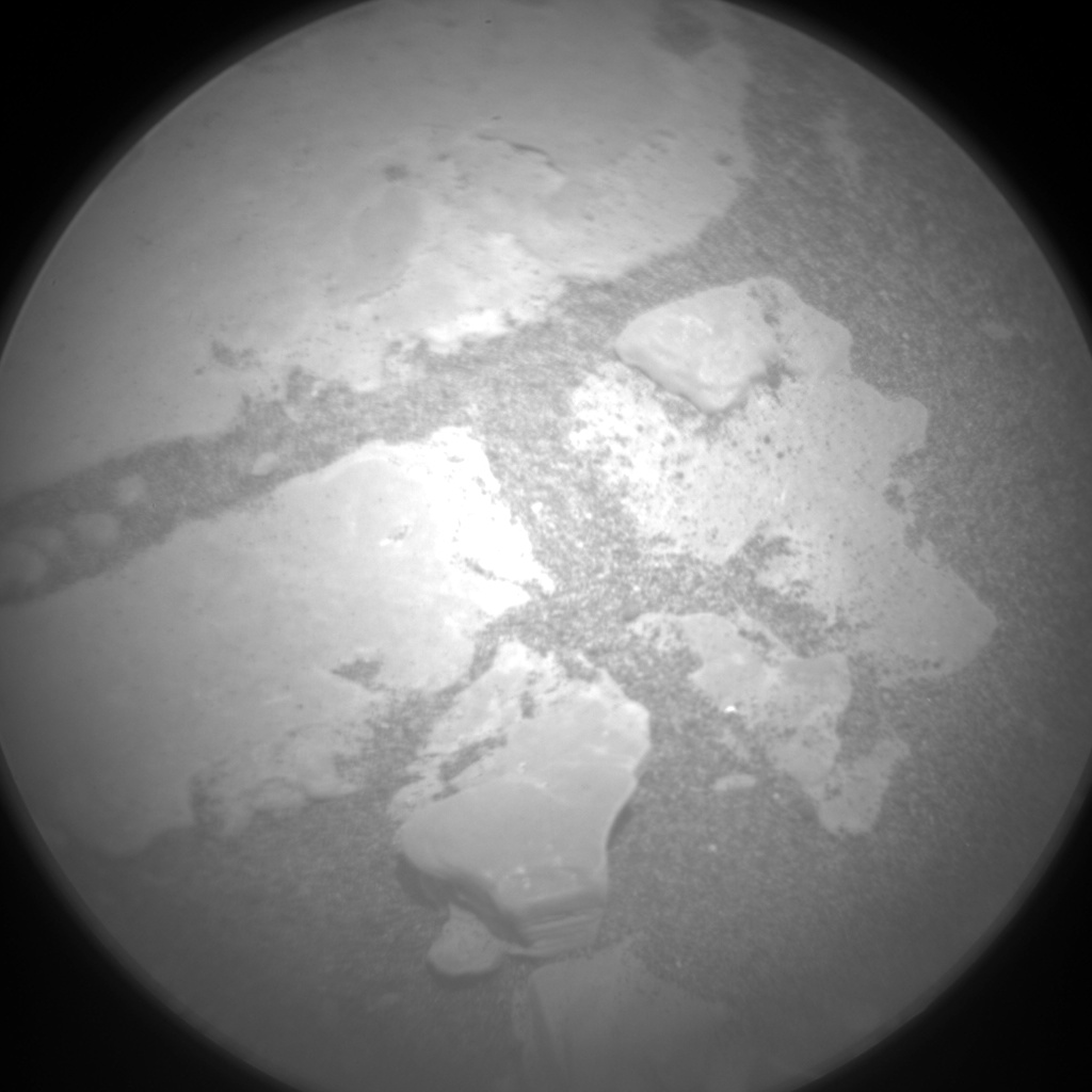 Nasa's Mars rover Curiosity acquired this image using its Chemistry & Camera (ChemCam) on Sol 2360, at drive 936, site number 75