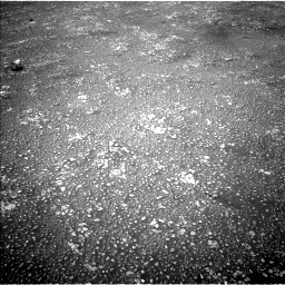 Nasa's Mars rover Curiosity acquired this image using its Left Navigation Camera on Sol 2361, at drive 936, site number 75