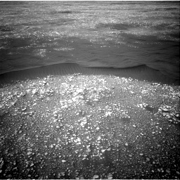 Nasa's Mars rover Curiosity acquired this image using its Right Navigation Camera on Sol 2361, at drive 1068, site number 75