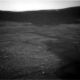 Nasa's Mars rover Curiosity acquired this image using its Right Navigation Camera on Sol 2361, at drive 1080, site number 75