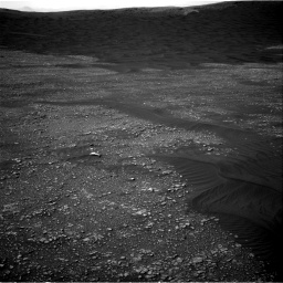 Nasa's Mars rover Curiosity acquired this image using its Right Navigation Camera on Sol 2361, at drive 1092, site number 75