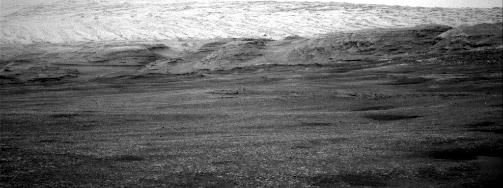 Nasa's Mars rover Curiosity acquired this image using its Right Navigation Camera on Sol 2362, at drive 1128, site number 75