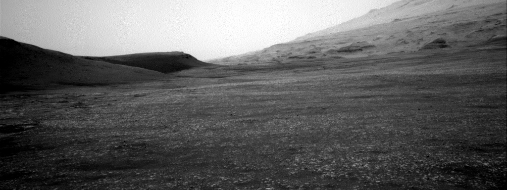 Nasa's Mars rover Curiosity acquired this image using its Right Navigation Camera on Sol 2363, at drive 1128, site number 75