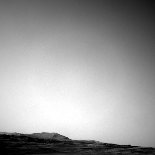 Nasa's Mars rover Curiosity acquired this image using its Right Navigation Camera on Sol 2365, at drive 1350, site number 75
