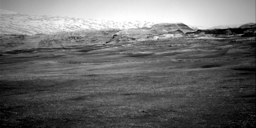 Nasa's Mars rover Curiosity acquired this image using its Right Navigation Camera on Sol 2366, at drive 1386, site number 75