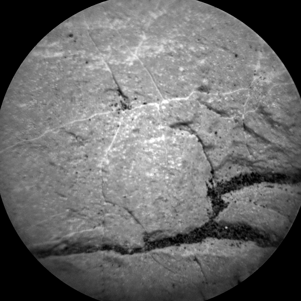 Nasa's Mars rover Curiosity acquired this image using its Chemistry & Camera (ChemCam) on Sol 2367, at drive 1386, site number 75