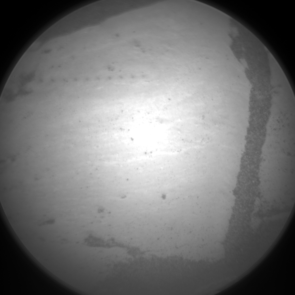 Nasa's Mars rover Curiosity acquired this image using its Chemistry & Camera (ChemCam) on Sol 2372, at drive 1386, site number 75